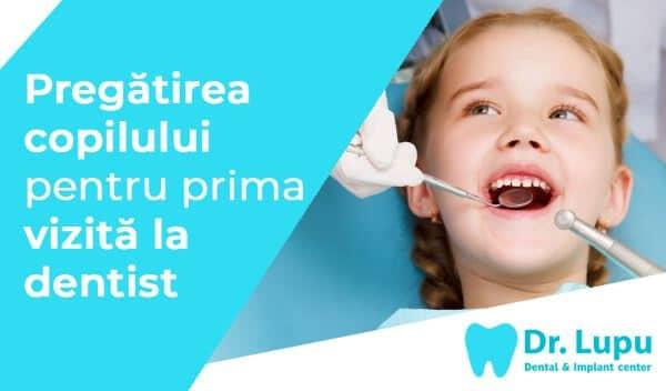 Pregatirea copilului pentru prima vizita la dentist (1)